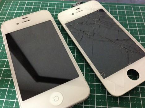 iphoneを自分で修理