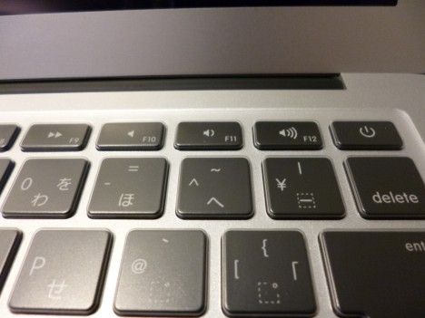 パワーサポート トラックパッドフィルム for MacBookAir 13inch