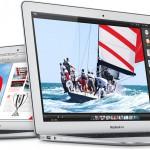 購入したMacBookAir13インチ(Mid 2013)が届いたのでテキパキと確認した