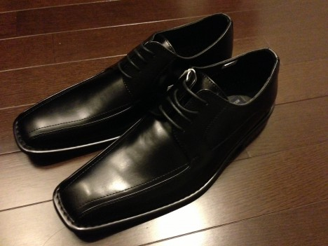 Javariメンズ革靴1