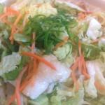 セブンイレブンの野菜たっぷりラーメン