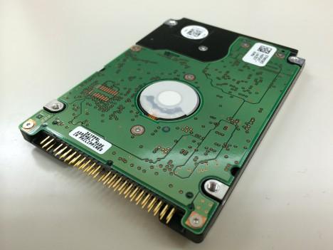 ハードディスクケース交換-IDE2.5HDD