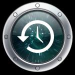 NAS上のTimemachineデータからMac環境を復元させる